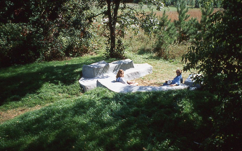 Contemplation Pit, 1996